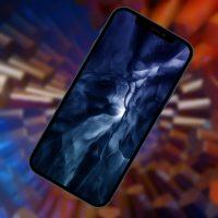 10 необычных обоев iPhone с абстракцией
