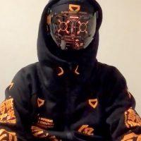 Парень из Японии делает анимированные маски, которые просто взрывают мозг. Зацените