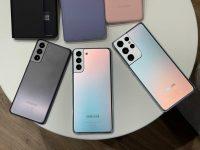 Что показала Samsung на презентации 14 января. Galaxy S21, S21 Ultra, наушники и метка SmartTag