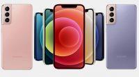 Чем отличаются Samsung Galaxy S21 и S21+ от iPhone 12 и 12 Pro
