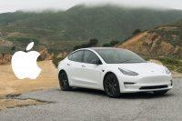 Bloomberg: Apple хантит сотрудников Tesla и планирует выпустить беспилотный автомобиль через 5–7 лет