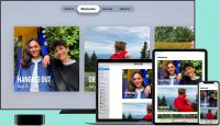 Как быстро поделиться сотнями фотографиями или видео с iPhone