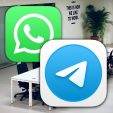 20 доказательств, что Telegram лучше WhatsApp. Это если объективно