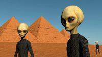Одни уверены, что Египетские пирамиды построили инопланетяне, другие отрицают. Кто прав?