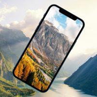 10 просто красивых обоев iPhone с природой