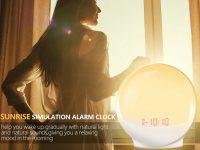 15 полезных вещей с AliExpress. Будильник с функцией солнца