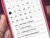 Почему появляется спам в приложении Календарь на iPhone