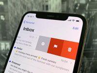 Почему удаленные письма в iPhone попадают в архивную папку, а не в корзину