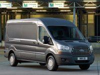 Ford запустит в России серийное производство электромобилей Ford Transit