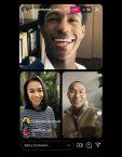 Instagram представила функцию Live Rooms. Теперь в одном видео общаются четверо (было двое)