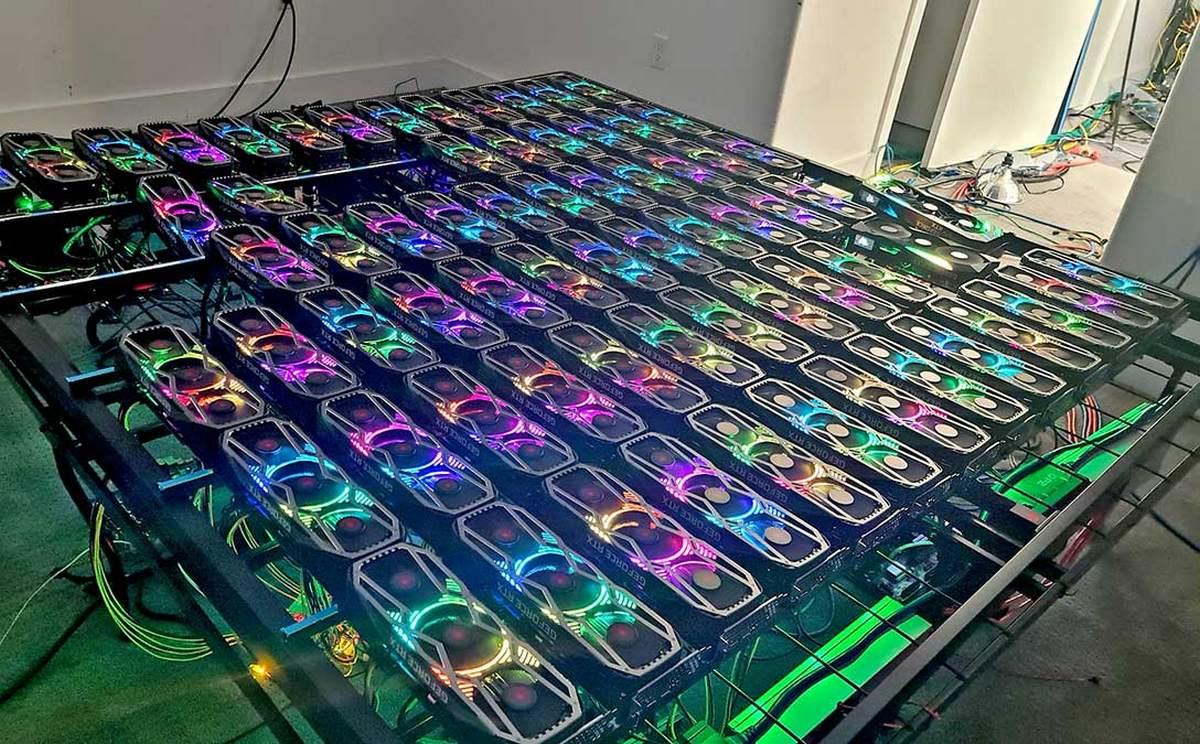 Nvidia обещала, что заблокирует майнинг в RTX 3060, но случайно его разблокировала