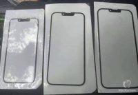 Появилось первое фото защитного стекла iPhone 13