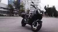 Минпромторг показал бесшумный российский электромотоцикл Aurus