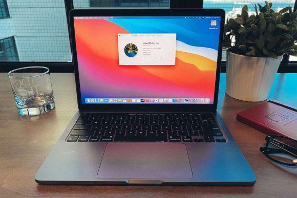 Я купил MacBook Pro с процессором M1 и 8 ГБ оперативки. Очень пожалел
