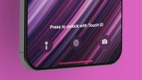 Apple придумала уникальный Touch ID под дисплеем iPhone