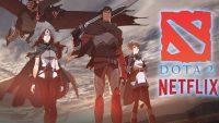 Netflix выпустил аниме-сериал по DOTA 2