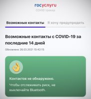 Я полгода пользовался Уведомлениями о контакте с больными COVID-19. Вывод грустный