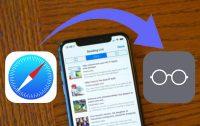 Как сохранять страницы в Safari для просмотра без интернета