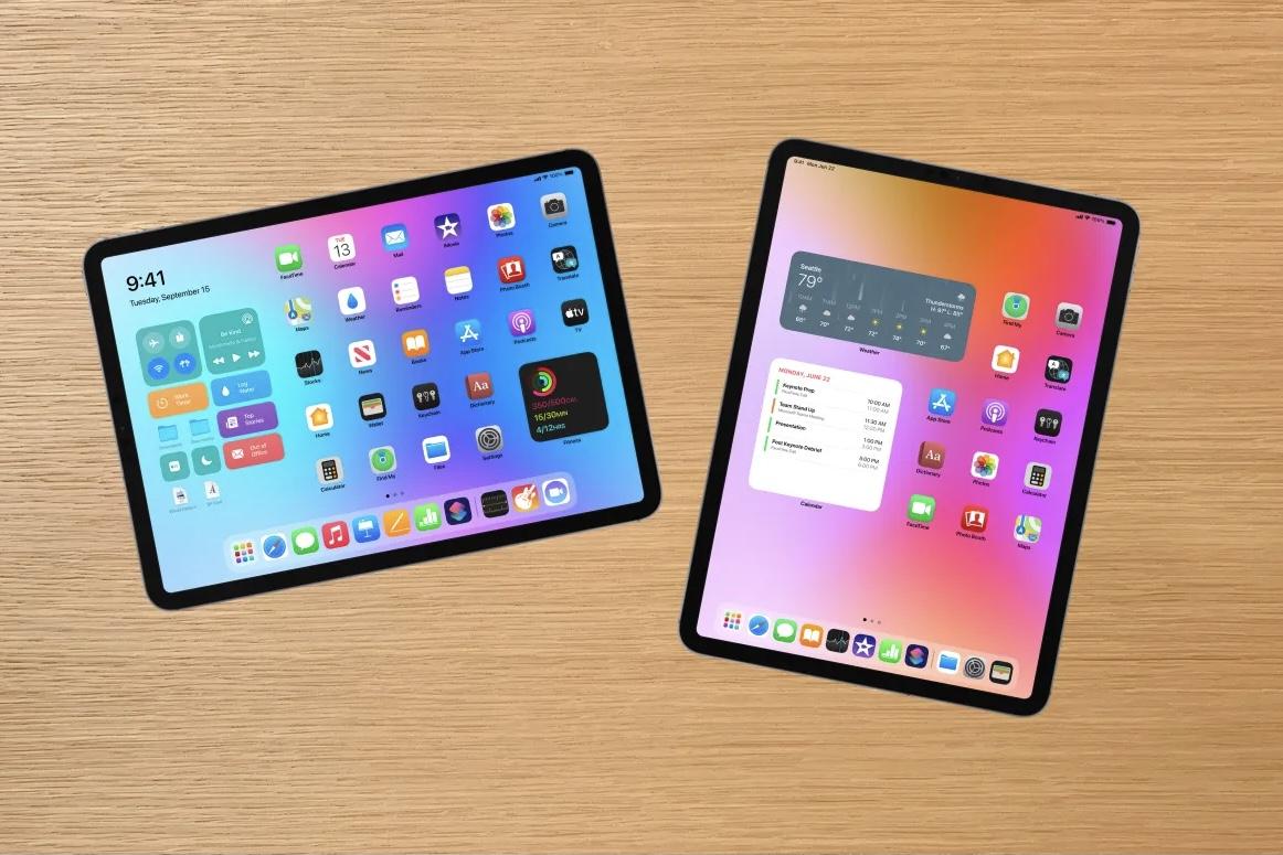 iPadOS 15 получит обновлённый рабочий стол и улучшенные уведомления