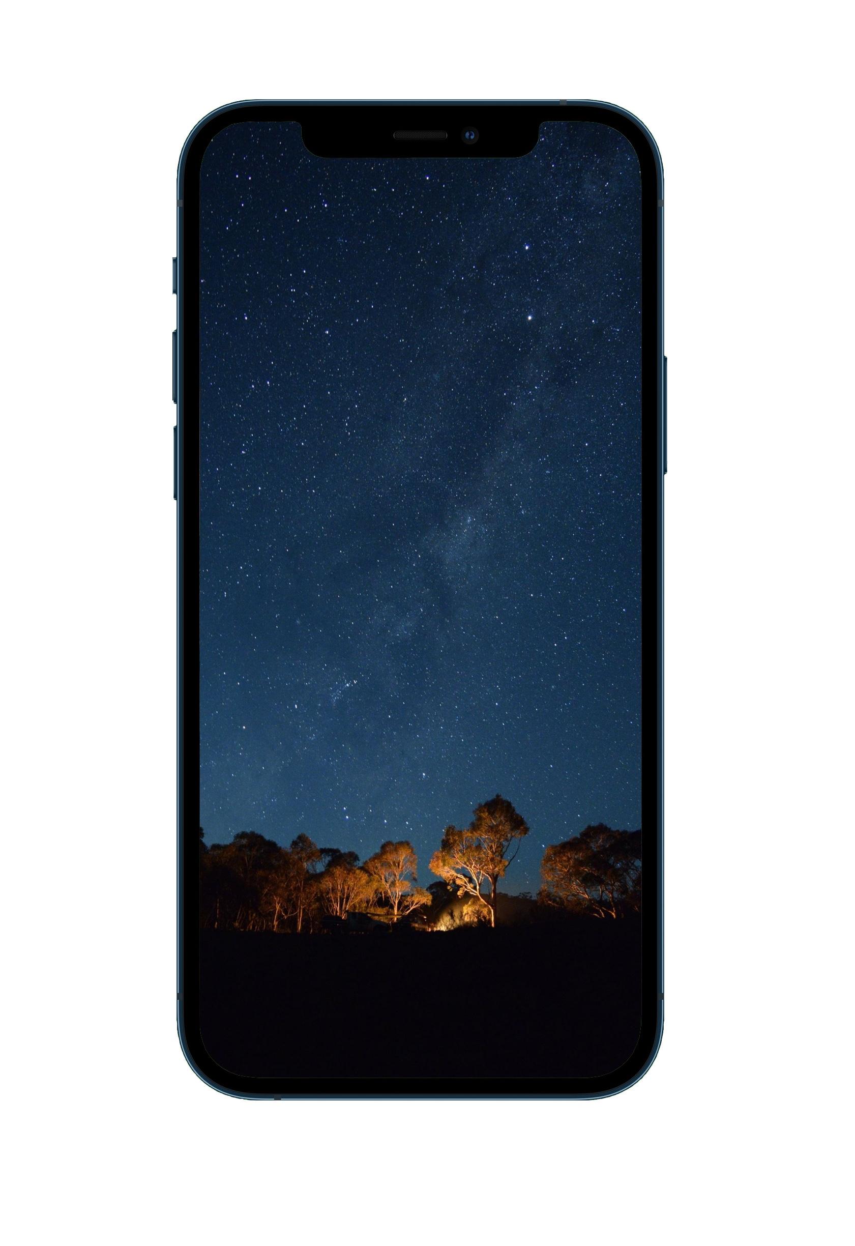10 космических обоев для iPhone. Звёзды, планеты и галактики