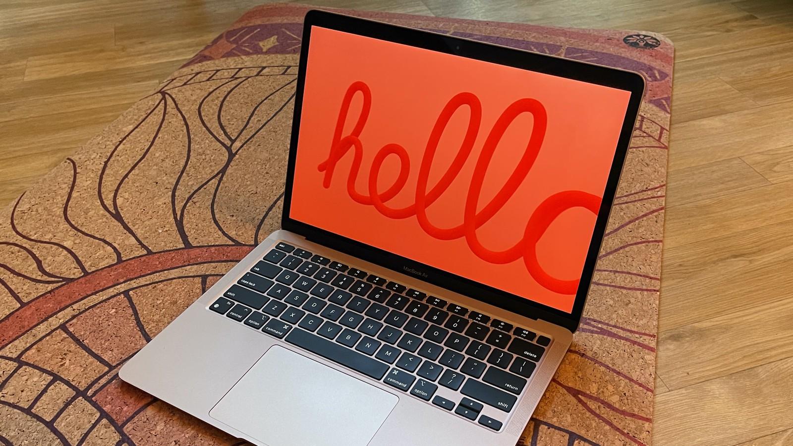 В macOS Big Sur 11.3 появился новый скринсейвер