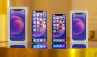В России начались продажи фиолетовых iPhone 12 и iPhone 12 mini