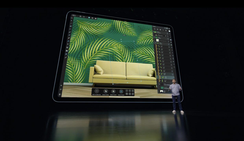 Apple представила новый iPad Pro с процессором М1