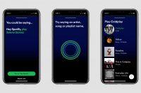 Hey, Spotify. В приложении Spotify на iPhone появился голосовой ассистент
