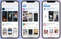 Apple добавила теги в поиск App Store. Теперь находить приложения станет проще