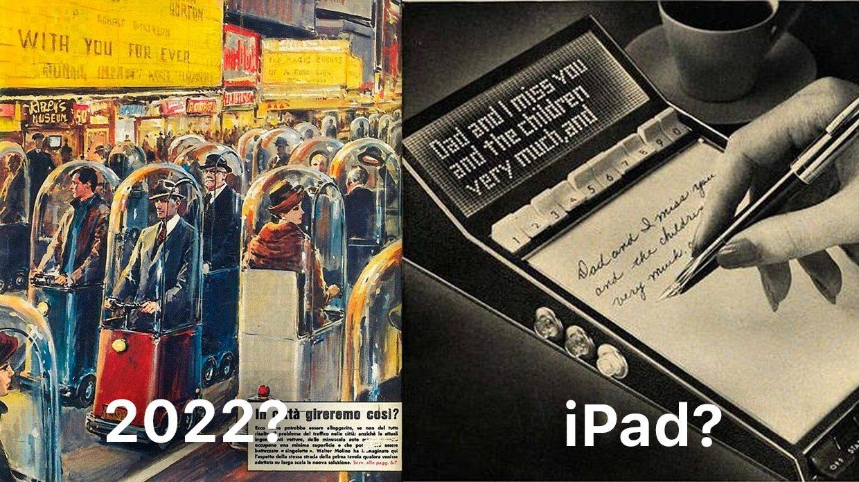 Эти 13 современных технологий пугающе предсказали 50 лет назад, и совпадения поразительны