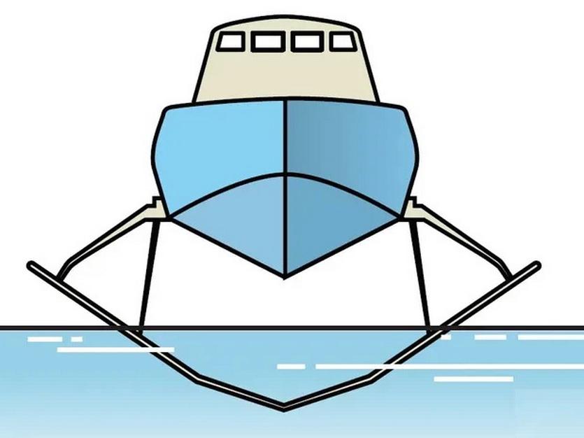 Как в СССР придумали и построили крылатые корабли. Они летают до сих пор