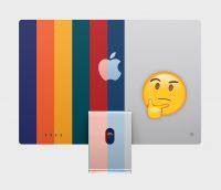 Какой цвет нового iMac самый лучший? Выбираем здесь