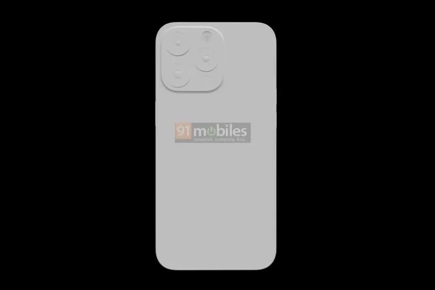 Появились первые рендеры iPhone 13 Pro с увеличенным блоком камер