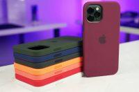 Apple скоро выпустит новые чехлы для iPhone 12