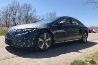Mercedes показала электрокар EQS. Он заменит S-класс