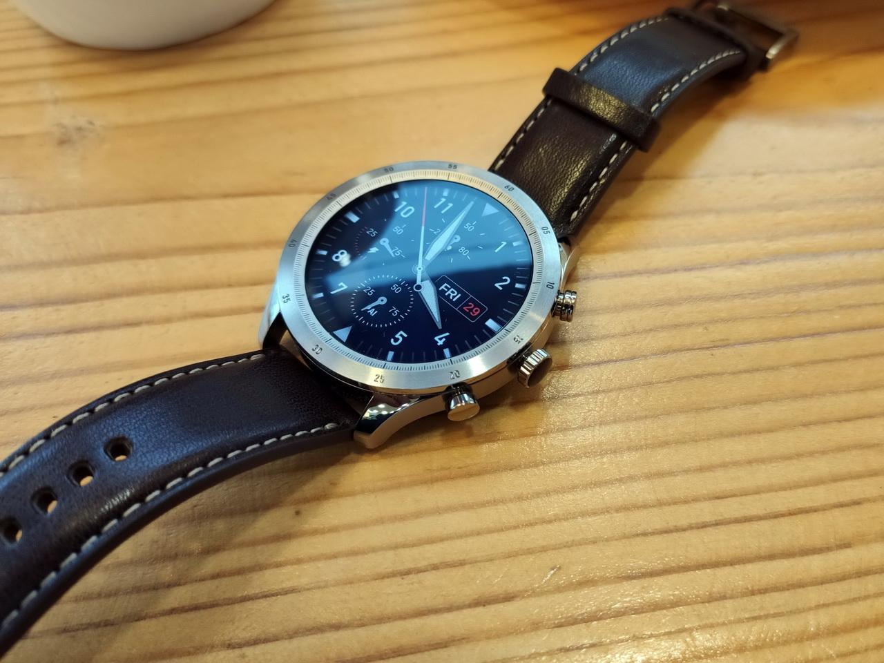 Обзор Xiaomi Zepp Z. Китайцы сделали умные часы из титана за 25 тысяч, неужели норм?