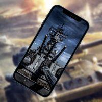 10 военных обоев iPhone. Танки, самолёты и корабли