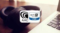Как включить кодеки AAC и aptX для Bluetooth на Mac