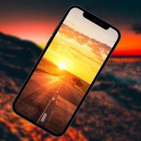 10 эффектных обоев iPhone с рассветом и закатом