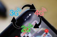 Как на iPhone автоматически переключаться между 2G, 3G или LTE