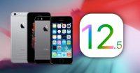 Apple выпустила iOS 12.5.3 с исправленным выключателем отслеживания активности приложений