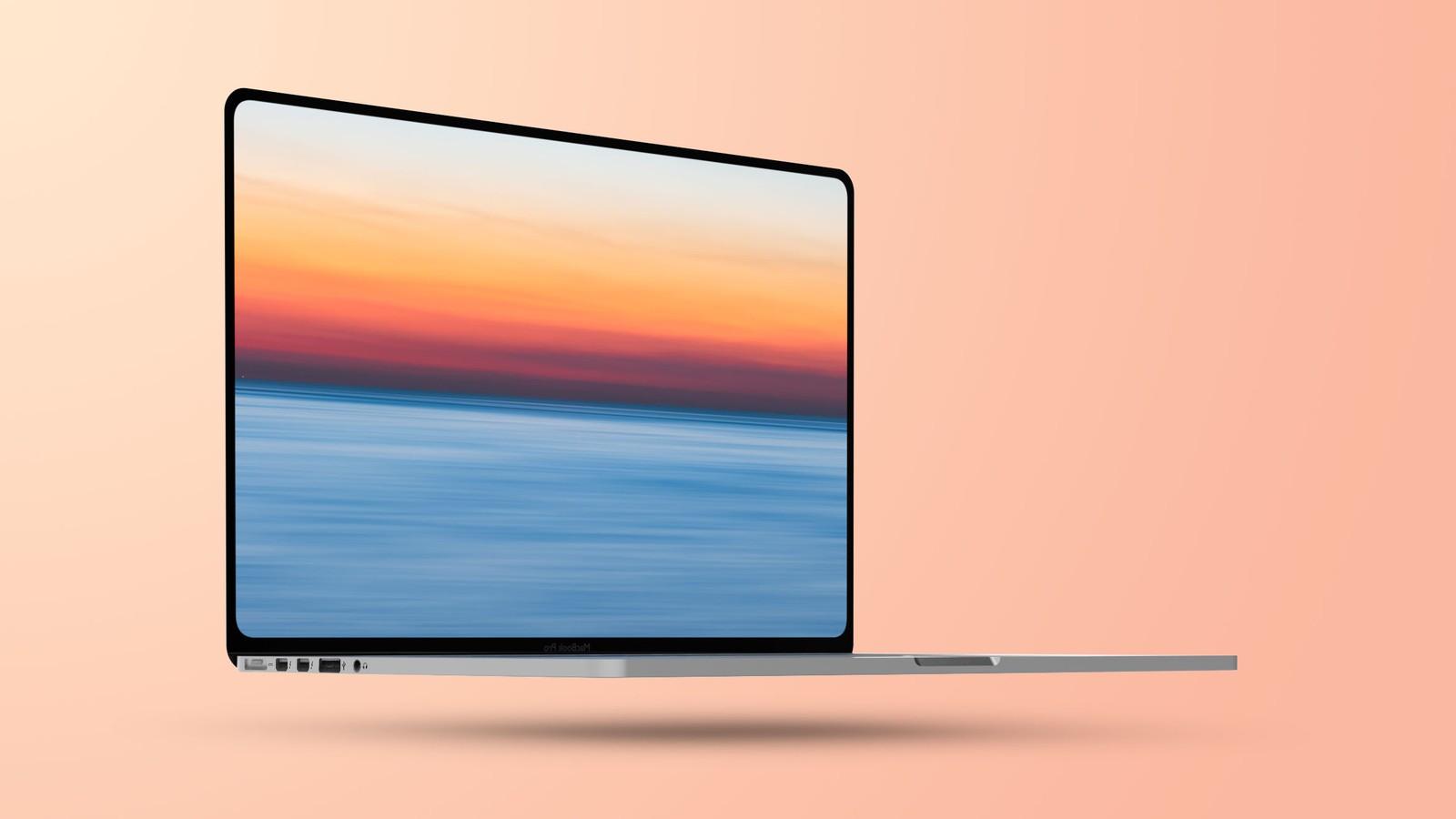 Apple может показать новые MacBook Pro на WWDC 2021
