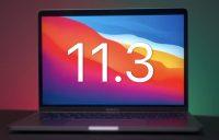 Вышла macOS Big Sur 11.3.1 с исправлениями безопасности