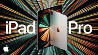 Замена экрана в 12,9-дюймовом iPad Pro с M1 стоит, как iPhone 12 mini