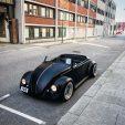 Volkswagen Beetle 1961 года переделали для Бетмена. Выглядит сногсшибательно