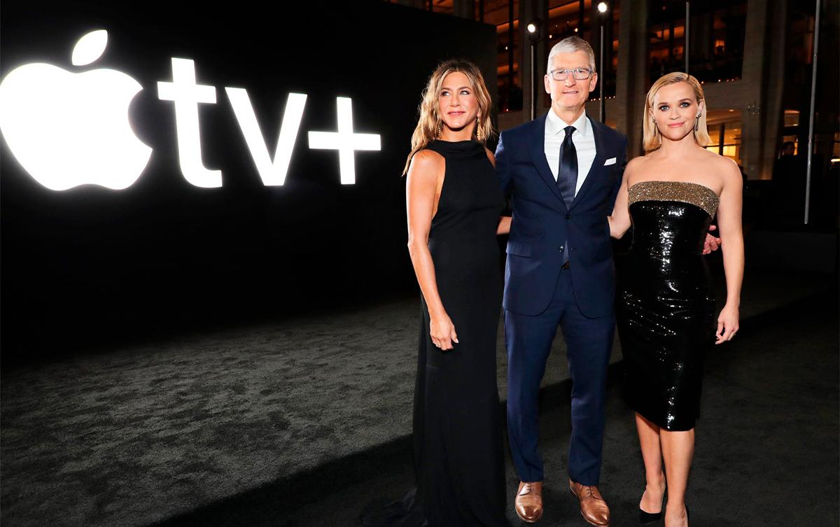 Фильмы и сериалы Apple TV+ были номинированы на престижные кинопремии более 400 раз