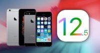 Apple выпустила iOS 12.5.4 для старых устройств