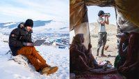 Российский экстрим-режиссёр вместе с MacBook Pro на M1 снимает чудеса природы. Интервью с Александром Фёдоровым