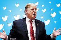 Трамп призвал заблокировать Twitter и Facebook во всех странах