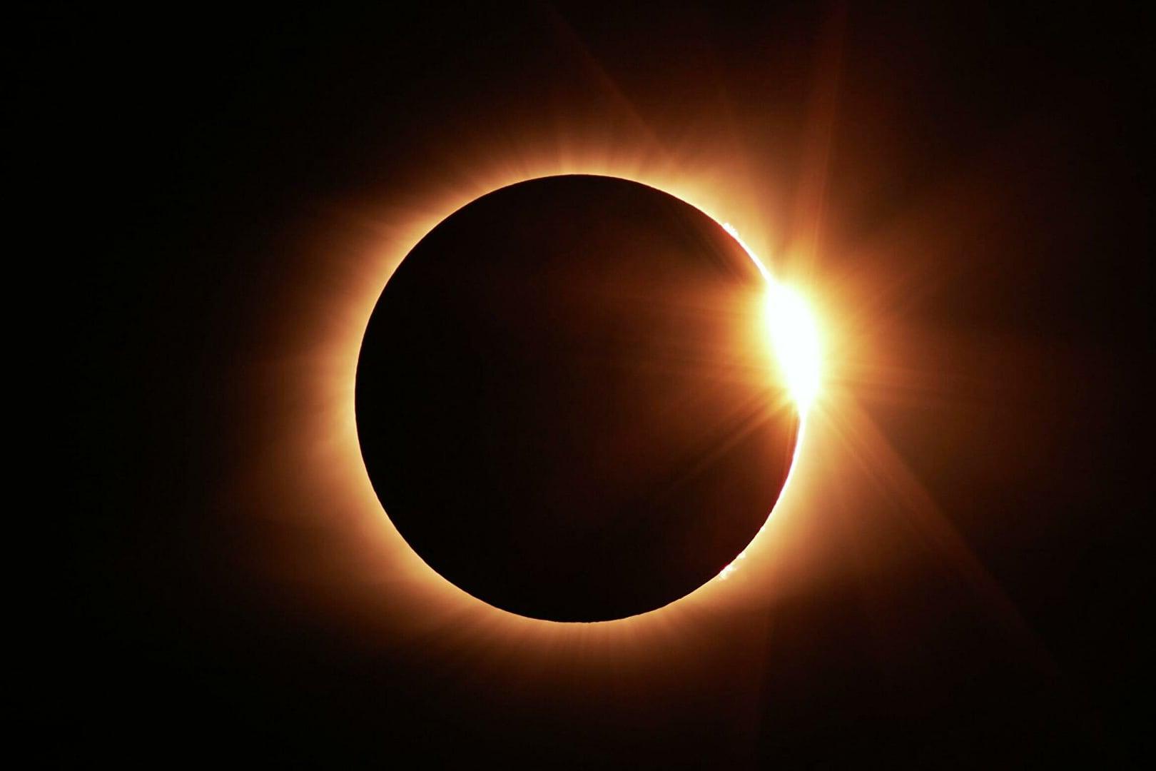 Сейчас началось первое кольцеобразное затмение Солнца. Где смотреть онлайн